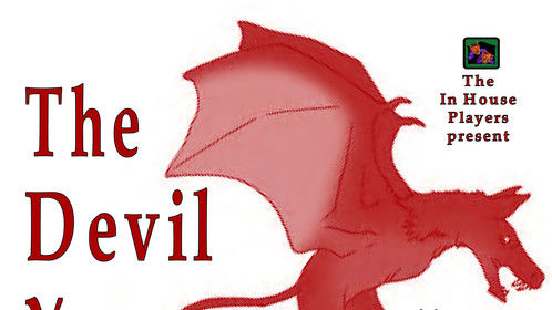 "The In-House Players present ""The Devil, You Say!"" October 22, 2017 – Ocean City Library 3pm – FREE! 609-399-2434 Costumes are suggested but not required. Come out and join the fun!"