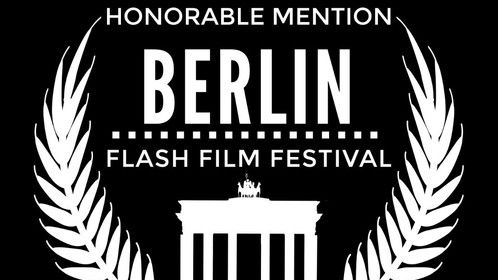 Berlin Flash Film Festival - 2017 Overall Winners - Honorable Mention - Hiding
