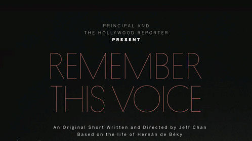 Remember This Voice Poster