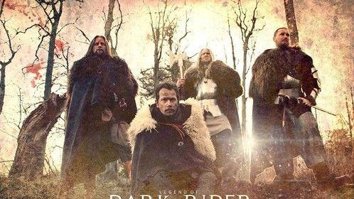 From multi award winning short (Feature to be) Legend of Dark Rider.