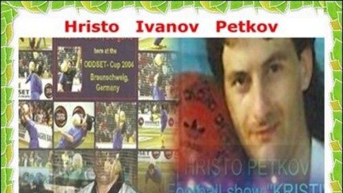 Soccer - Show - Kristi - Hristo Petkov ; www.soccershowKristi.alle.bg ; Google - footballman65 ; Email : soccershow@abv.bg ; Skype : hristo.petkov60 ; GSM : + 44 74 59 30 95 50 ; +359 876 406 726