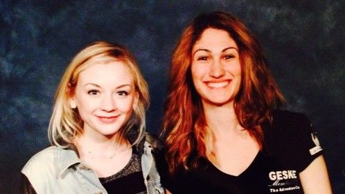 """""""Comicon with Emily Kinney!"""""""