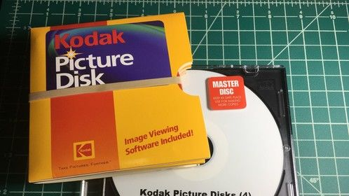Floppy disk to CD