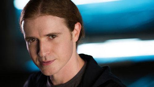 Actor Ian Leer