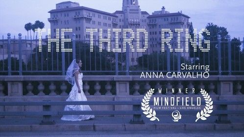 "Best Actress with ""The Third Ring"" Metro Project short film at Mindfield Film Festival (Month of December) So blessed! Thank you"