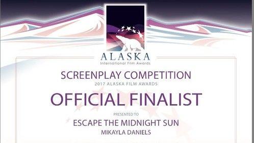 Escape The Midnight Sun - Screenplay - Finalist