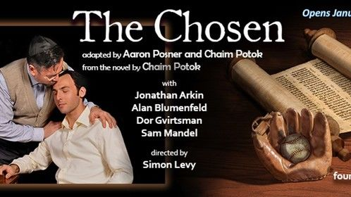 THRILLED to make my stage debut as the lead in the West Coast Premiere of a new version of THE CHOSEN at Fountain Theatre! Recently written up in BROADWAY WORLD (link in bio) running January 20th - March 25th (every Sat at 8pm, Sun at 2pm, and Mon at 8pm). The novel is award winning, the previous adaptation for the stage has been award winning, and I know we will carry on that tradition! Inspired by the remarkable cast and crew I have the pleasure of working with. SO EXCITED! Cant wait to see you there! #theatre #acting #thechosen #chaimpotok TICKET SALES: http://bit.ly/2EexTGM