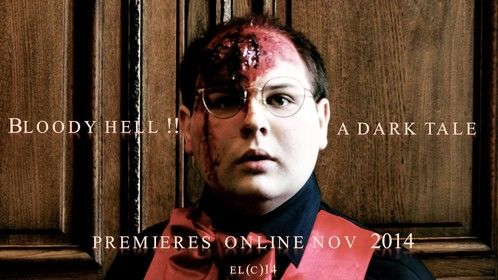 Promo Image for the Online Premiere of A Dark Tale