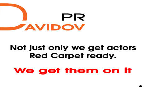 Not only we get actors Red Carpet ready. We get them on it!  Ask us how?