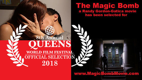 Happy To Announce my film The Magic Bomb has been accepted to the Queens World Film Festival. It's a micro feature made for nothing. It's been a great learning curve and I'm happy to share. So please hit me up if you have any thoughts or questions. www.MagicBombMovie.com