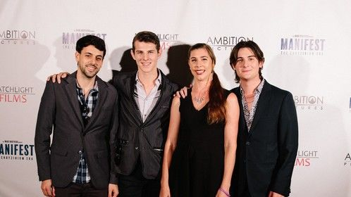 Had a blast at the Manifest premiere!