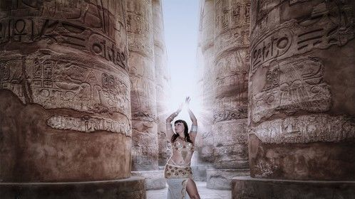 Yes my path is Ancient. I am Dancer for Egyptian Solo belly dance so is it now and so it will stay forever. Amun .       Photo by Navid Faal