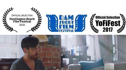BOOK OUT 2/8-2/13 I am happy to announce that the short film The Jacket is continuing it's festival run at The DAM Short Film Festival in Boulder City, Nevada next weekend. I will be in attendance to both represent the film as well as to enjoy viewing the rest of the short films accepted into the excellent festival.   INSTA - https://www.instagram.com/thejacketshortfilm/  UPCOMING FESTIVAL SCREENINGS  DAM SHORT FILM FESTIVAL (NV) - FEB 10th   HUNTINGTON BEACH FILM FEST (CA) - FEB 24th  NYC SHORT ROMANCE FILM FEST (NYC) - MAR 25th
