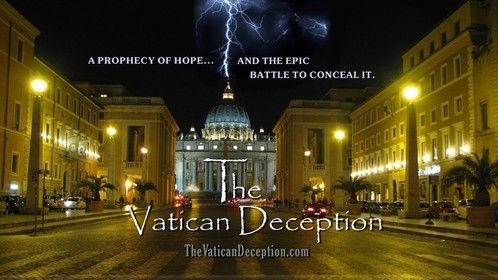 The Vatican Deception, a documentary I scored about the cover up of the Fatima Prophecy, is now in theatres! www.thevaticandeception.com