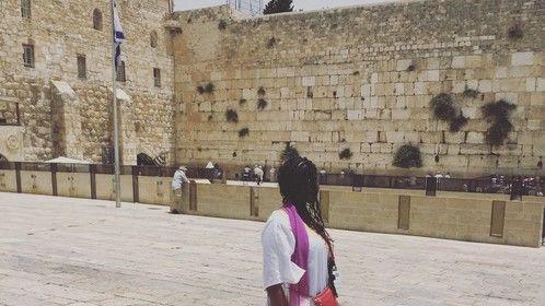 my visit to Israel