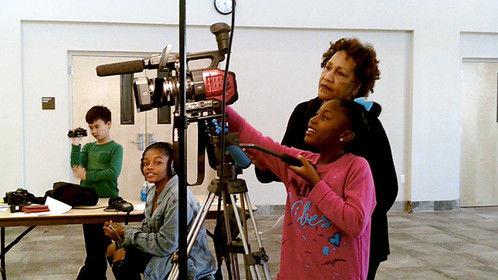 Kids N Film Workshop