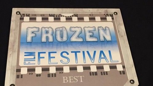 """#1891247929306393090  My SHORT SOMETHING ABOUT HENRY WON #BEST DRAMA"""" at the Frozen Film Festival!"""