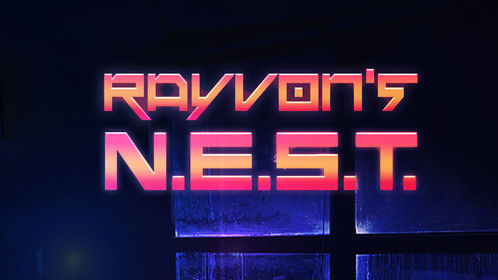 Rayvon's N.E.S.T. Poster