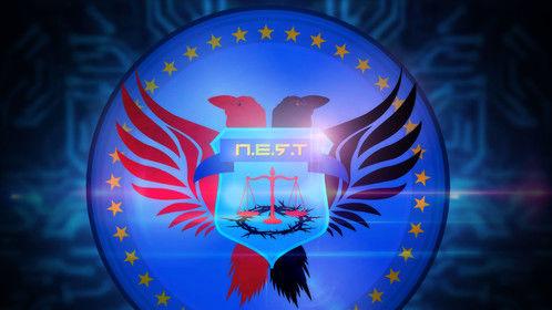 Rayvon's N.E.S.T. Logo