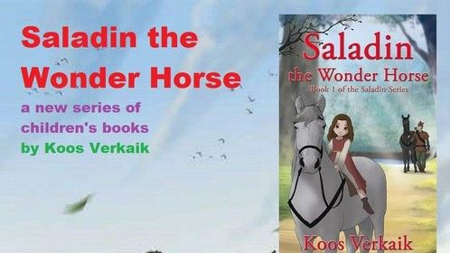 A must read, created by an extraordinarily gifted Author:  Saladin The Wonder Horse! You have to give credit to the author for being so creative with his children's books that anybody would find themselves enjoying it! ***OUT NOW! OUT NOW! OUT NOW!*** Book 1 and Book 2! And… FIVE STARS REVIEWS for SALADIN THE WONDER HORSE! Review 1: I received a copy to facilitate my review. The opinions expressed here are my own. This is a wonderful tale from the middle ages. What happens when the King leaves his brother in charge of the country, while he joins the Crusades? Trouble is what happens. Prince John is not there for the people. He is there for himself and all that he can take. When he tries to take the horses that belong to Lord Baltimore, a young orphaned stable girl named Annie takes a young colt named Silver and flees. She meets up with Saladin the wonder horse and his owner. She is trying to find Robin Hood while Prince John is trying to find her. She is saved multiple times by Silver and Saladin. One thing that really impressed me about this author's writing is his ability to write about complicated themes in a language children can understand. At the same time he never dumbs down or insults their intelligence. This for me, as a teacher, is very important when it comes to suggesting books to my students. This is one I will definitely recommend.  Review2: There is no doubt that this is definitely going to be my favorite series from all of the author's writing. Yes I loved the other series but this one truly stands apart for me because of the story and the characters. The author may have used simple language and an even gentler narration, but the story is in no way gentle or simple as it is at the end of the book that you realize how heavy and complex the entire story was  I think there is that added X factor in this series because it truly shines for me with its set of varied and rich characters and a uniqueness to the story that is usually scene in long and well-co