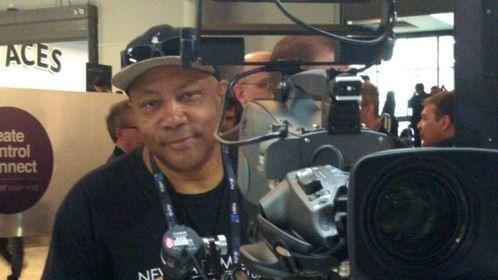 Director Frantz Hall  NAB 2018*  Las Vegas Convention Center