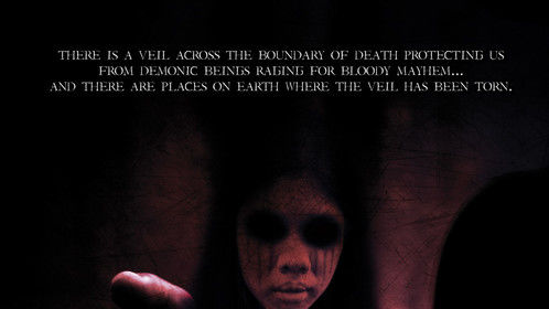DARK VEIL LOGLINE  A monstrous diabolical force abducts a young boy in a demon possessed home. His father, an Iraq War Special Forces veteran, and mother - a former NSA hacker - race against time to save their son. They're joined by an Indian Mystic and a powerful psychic in a gripping supernatural war against murderous dark entities.