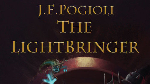My children's novel, The Lightbringer is out now on Amazon and Kindle!