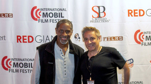 Tim Russ played a role in Brian McLane's full feature film shot with one iPhone which had a special screening during the International Mobile Film Festival in San Diego. Tim Russ is best known for his role as Tuvok in the television series Star Trek Voyager.