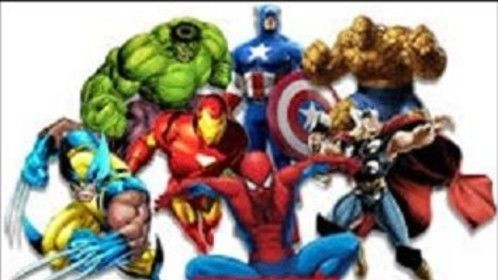 Re Launching the BRAND of the Century....The Marvel Heroes....