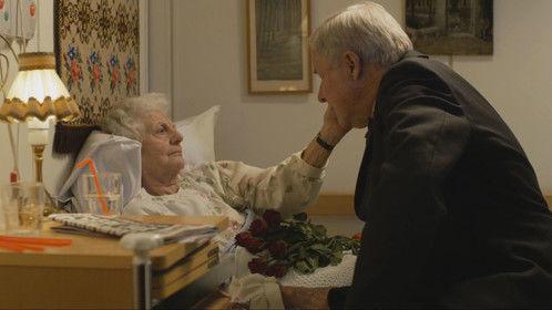 "Screenshot from my short Film ""Odd & Maud""."