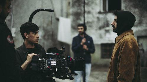 SUPERSANTOS   SHORTFILM   2018 Director Lorenzo Pallotta - Cinematographer Andrea Benjamin Manenti