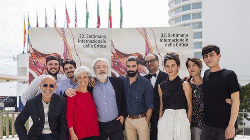 "Delegation ""LE VISITE"", Venice Film Festival, 2017"