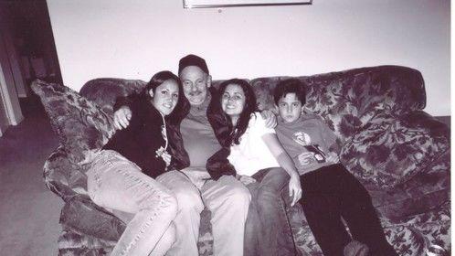 Papa and his grandbabies.