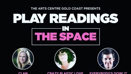 Playwright accepted into the Playwrights Program 2017 with The Arts Centre Gold Coast.