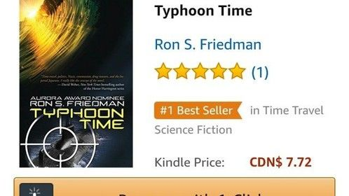 Amazon #1 Best Seller in its category