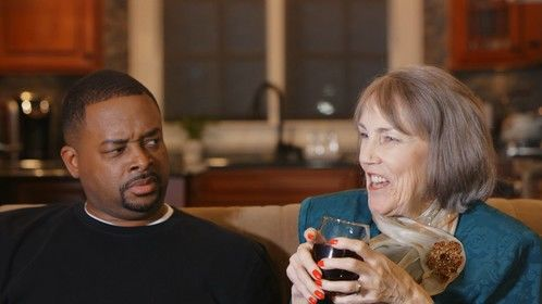 "From Dean Film Works LLC's short film adaptation of Stephen King's ""Rest Stop"".  Pictured: Actress Marilyn Light and Actor Von Jones  Dean Film Works LLC 2017. All rights reserved."