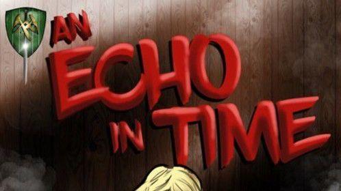 An Echo in Time - Comic book