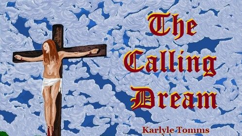 """The Calling Dream, second novel in the """"Soul Encounters"""" series."""