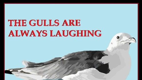The Gulls Are Always Laughing, a lifetime, so far in poetry.
