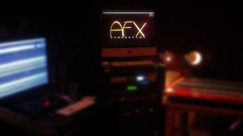 AFX Industrial (film scores) http://afxindustrial.com