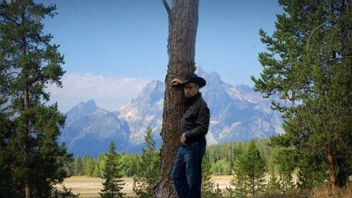 My ol stomping grounds of the Grand Tetons in Wyoming