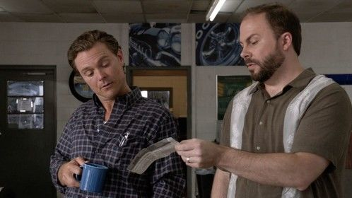 Rectify opposite Clayne Crawford