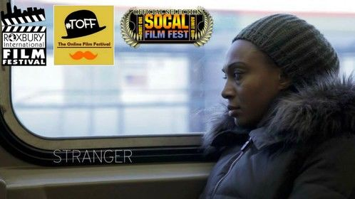In 2014, Stranger was an Official Selection of The Online Film Festival (TOFF) and the Beyond the Beaten Path/Socal Independent Film Fest (Now the Huntington Beach Film Festival). In 2015, it was an Official Selection of the Roxbury International Film Festival.