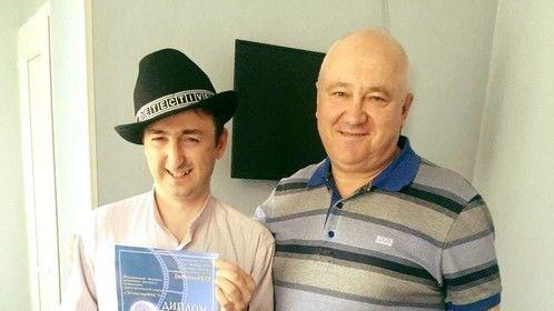@Giorgi Tkemaladze   #Awards From Russia