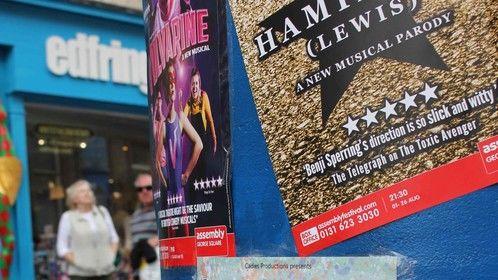 The CAST for the 2018 Edinburgh Festival Fringe production of 'Princess Pumpalot: The Quest for the Purple Super-Farting Bean':  PRINCESS PUMPALOT Gillian Goupillot.  GUFFY - Stephen Arthur. COOKIE CRUMBLE - Robin Mitchell. DIRECTOR - Liam Rudden