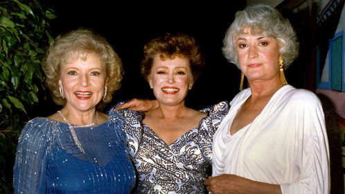 The Golden Girls party