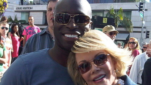 Edward Sylvan and the Late Joan Rivers