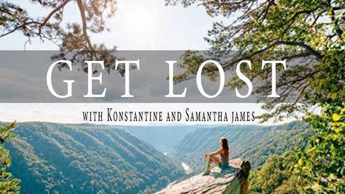 "Travel series ""Get Lost"""