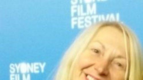 Zdenka Simandlova at the red carpet event Sydney Film Festival 2016