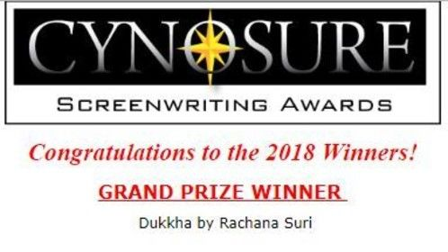 MORPHO wins 2nd Runner-Up prize in the Diversity category for the 2018 Cynosure Screenwriting Awards